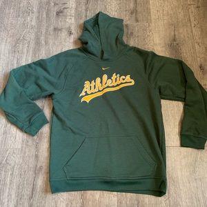 Oakland athletic hoodie